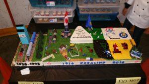 Centennial cake
