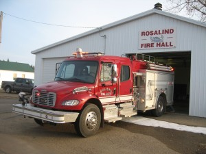 County Rosalind Truck